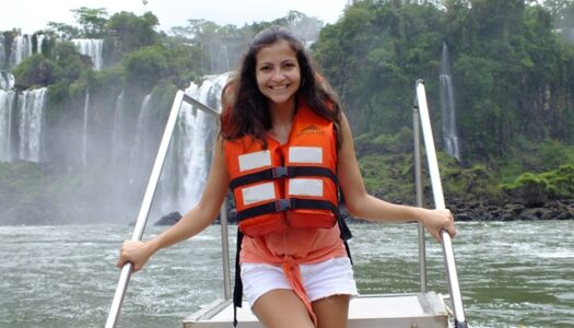 The Magic of Iguazu Falls