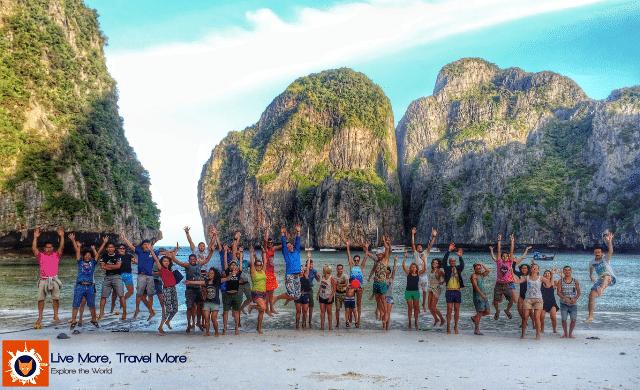 Skills a traveler develops: Maya Bay Sleep Aboard Tour - Thailand