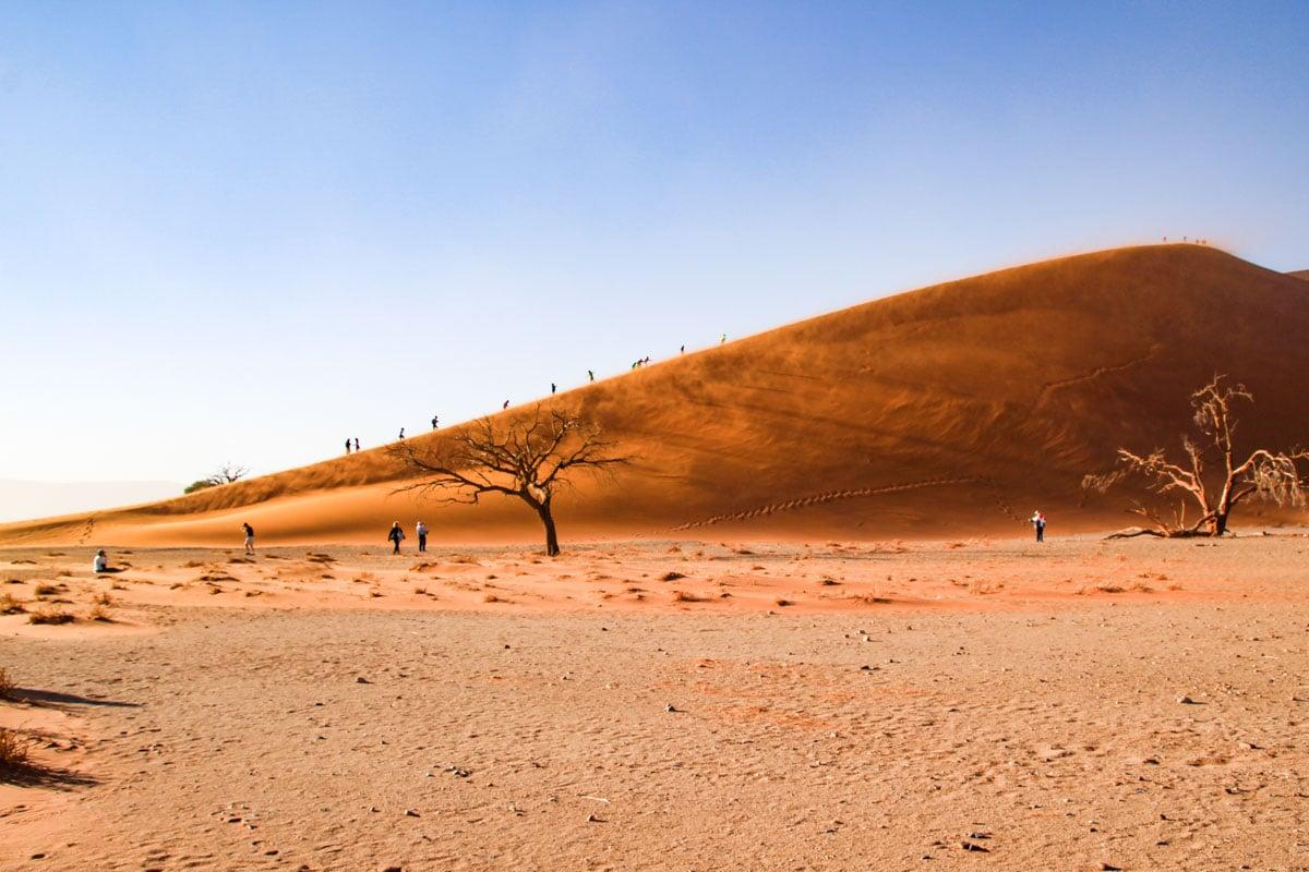 Duna 45 Sossusvlei Namibia