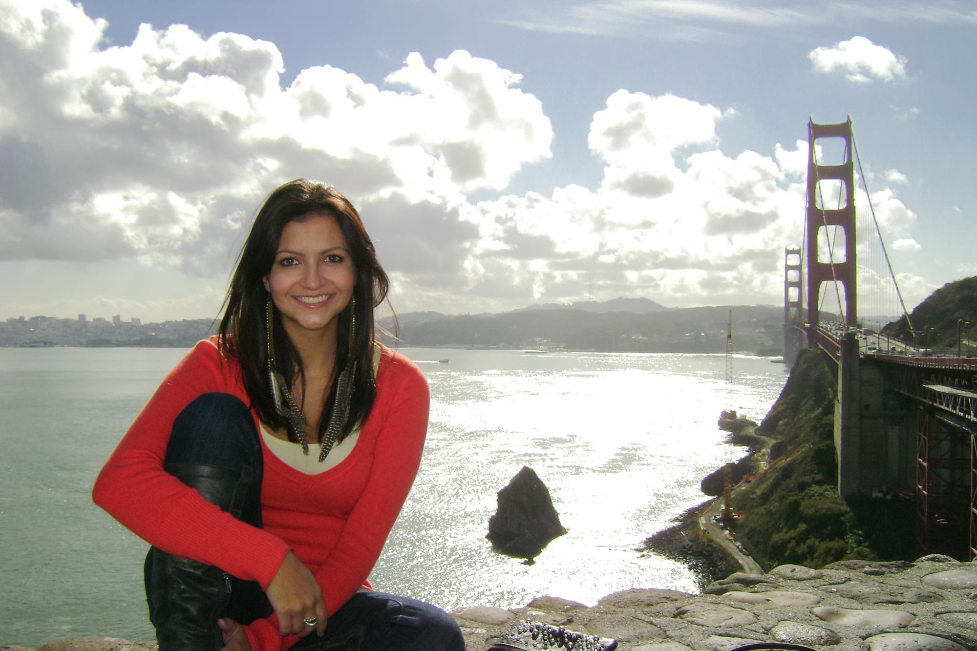 Elaine in San Francisco - California