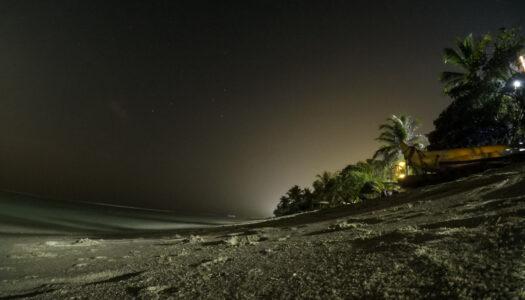 Como tirar foto noturna com a GoPro
