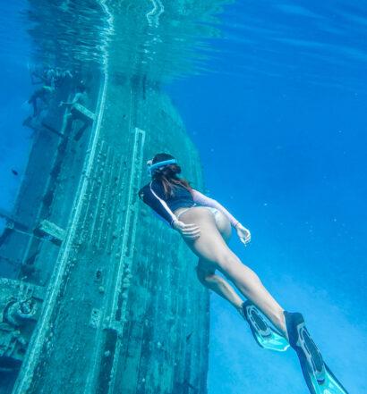 Snorkel Maldivas Naufrágio