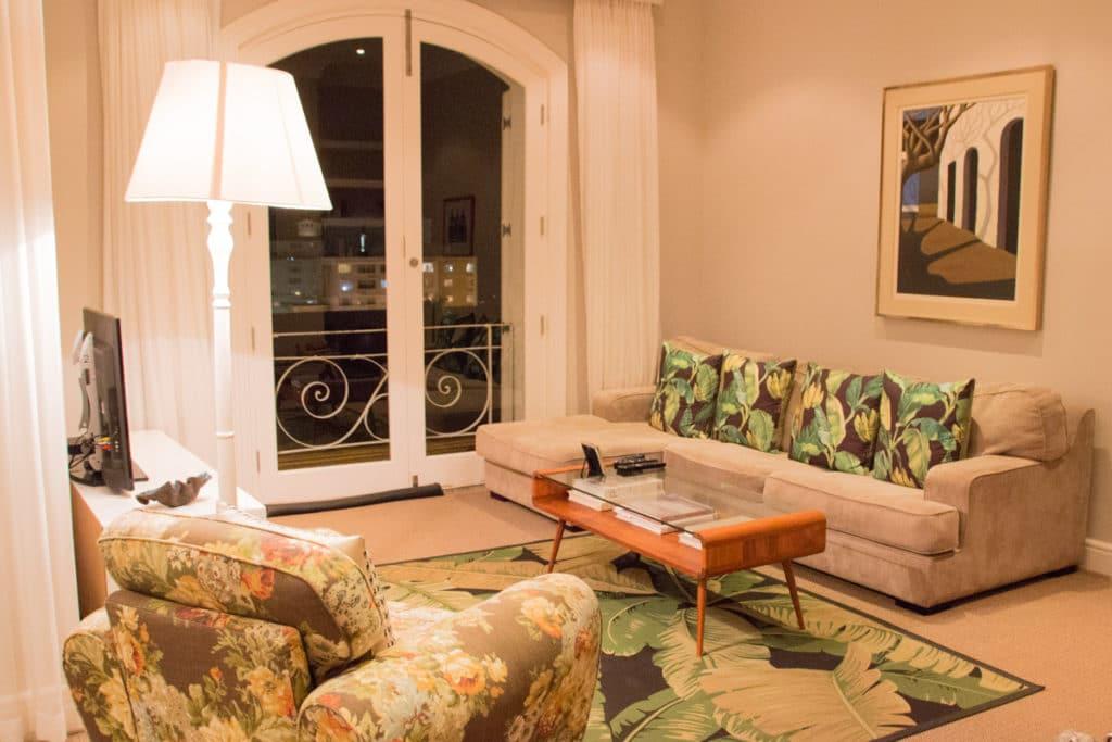 Apartamento no Blackheath Lodge - Hospedagem em Sea Point