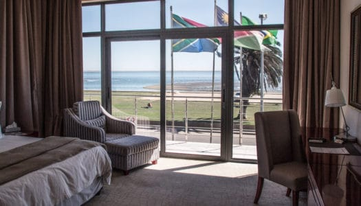 NAMÍBIA – WALVIS BAY – HOTEL – 15% DE DESCONTO NO FLAMINGO VILLA BOUTIQUE