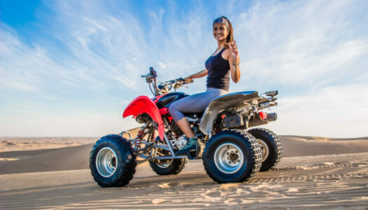 NAMIBIA – WALVIS BAY – QUAD BIKE TOUR – 5% DISCOUNT WITH DUNE 7 ADVENTURES