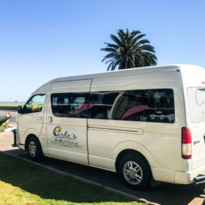 Shuttle Service in Namibia