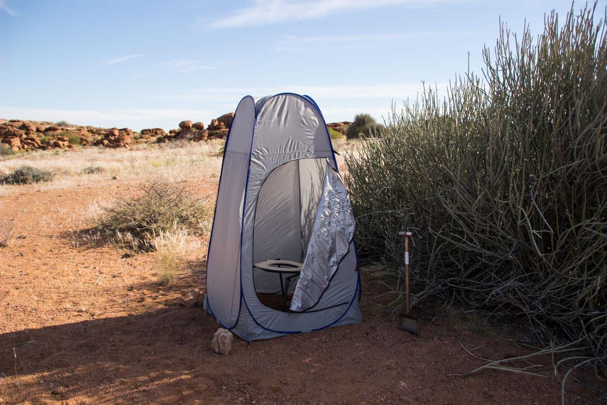 Rhino Tracking Camping