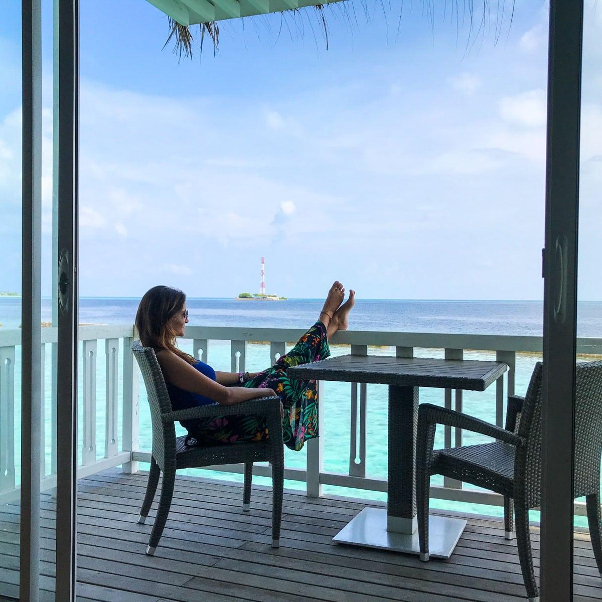 Ellaidhoo Resort - Day Trip with Shallow Lagoon