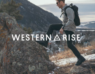 Discount code with Western Rise