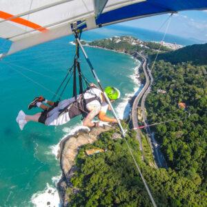 Hang gliding Rio de Janeiro