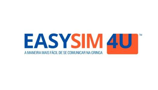 EASYSIM4U – CHIP INTERNACIONAL – DE 10% A 40% DE DESCONTO