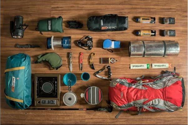Aluguel de Equipamentos de Camping com Desconto