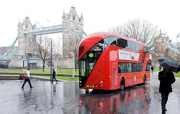 Public transport in London