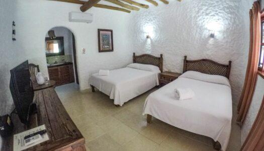 MÉXICO – ISLA HOLBOX – HOTEL – 30% DE DESCONTO NO HOTEL CASA BÁRBARA