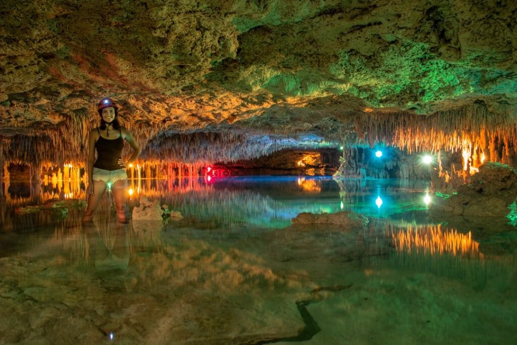 Cave Tours in Mexico