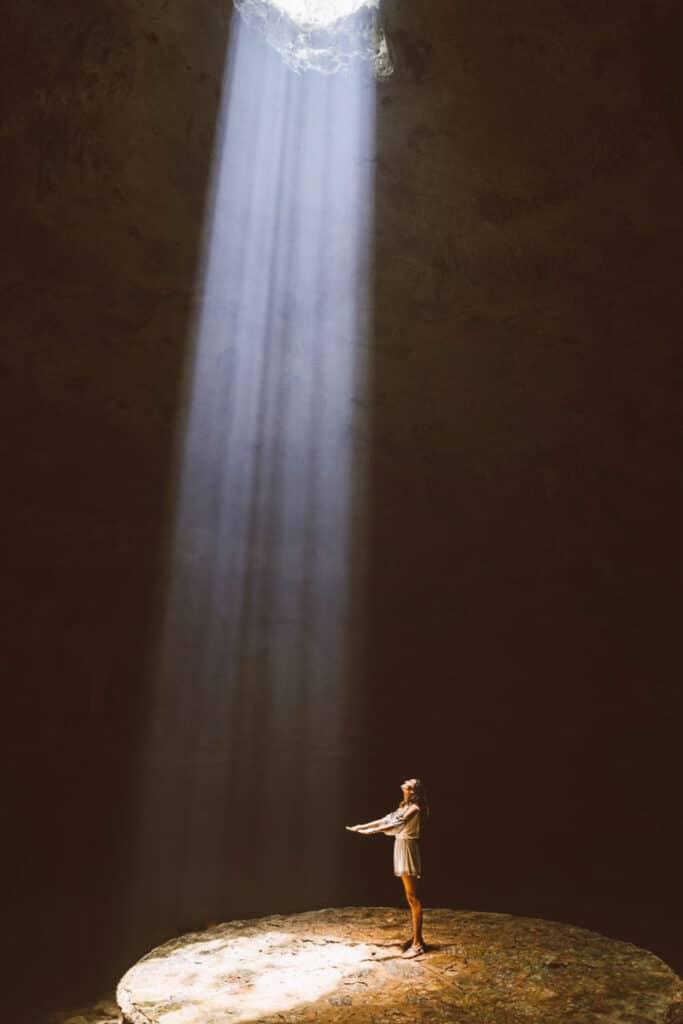 Cenote Suytun Light