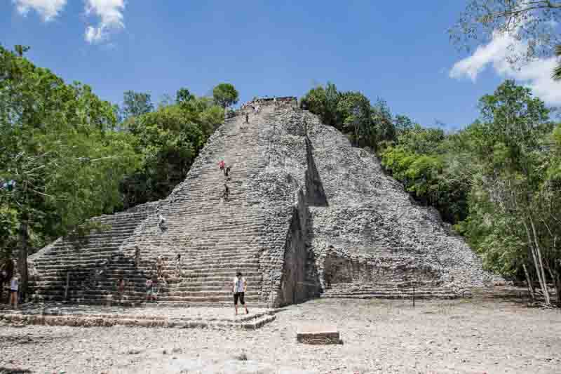 Tour para as Ruínas de Cobá - Alltournative