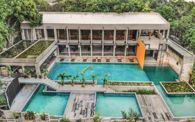 Hotel in Bacalar