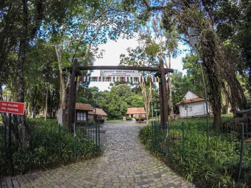 Bosque do Papa in Curitiba