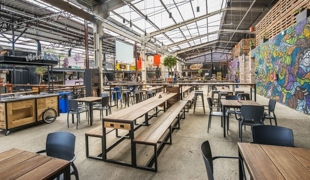 The best places to eat in Curitiba: Mercado Sal