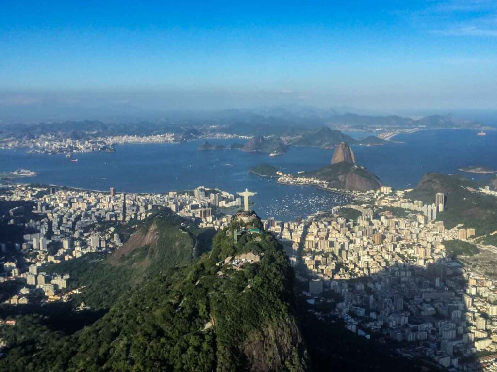 Helicopter Tour in Rio