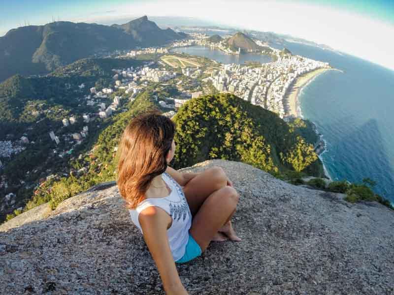 Vista Morro dos Irmãos Rio de Janeiro