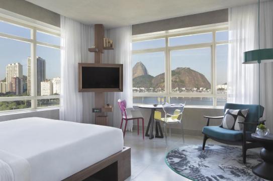 Quarto no Yoo2 Rio de Janeiro
