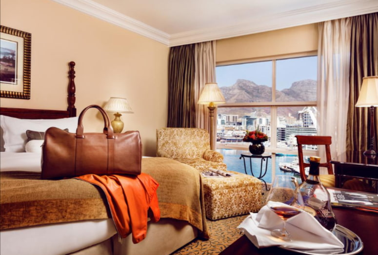 The table bay - the best hotel in cape town