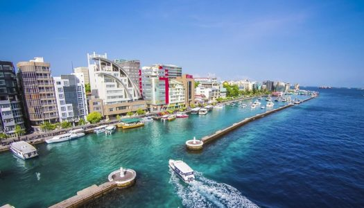 Male Island: A travel guide to the capital of the Maldives