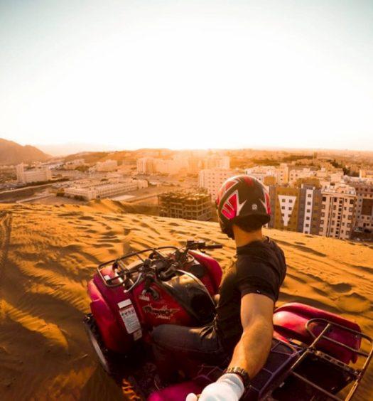 O que fazer em Omã