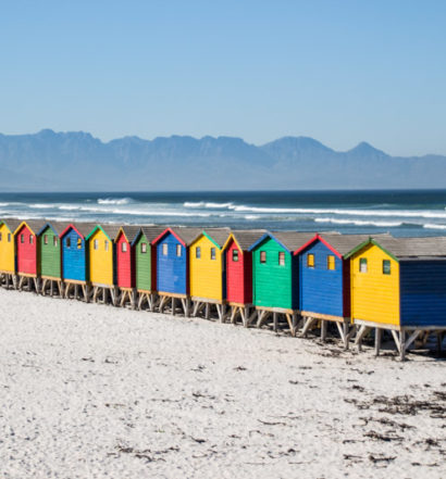 Muizemberg Beach - South Africa