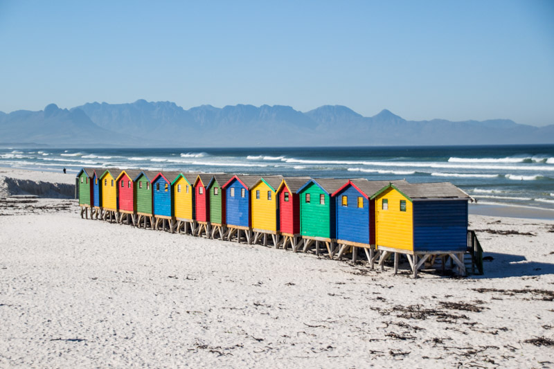 Muizemberg Beach - South Africa
