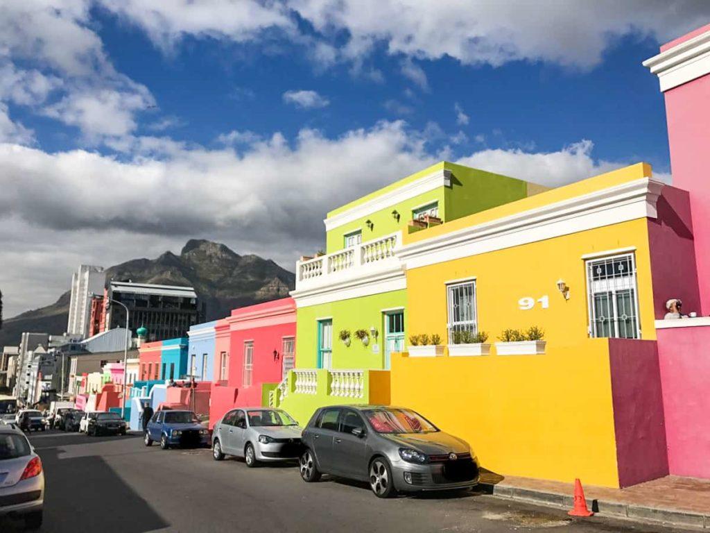 Boo Kaap Cape Town