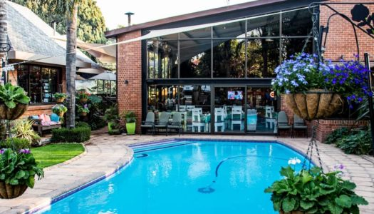 SOUTH AFRICA – JOHANNESBURG – HOTEL – 10% DISCOUNT AT SUNROCK GUESTHOUSE