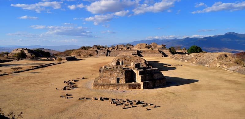 Archaeological Site of Monte Albán