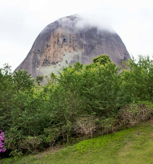 Pedra Azul em Domingos Martins