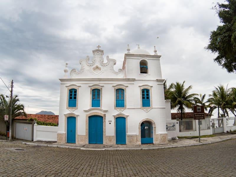 Former Matrix - Nossa Senhora da Conceição Church
