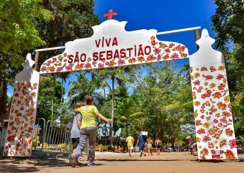 Festival de São Sebastião, um dos principais festivais de Trancoso