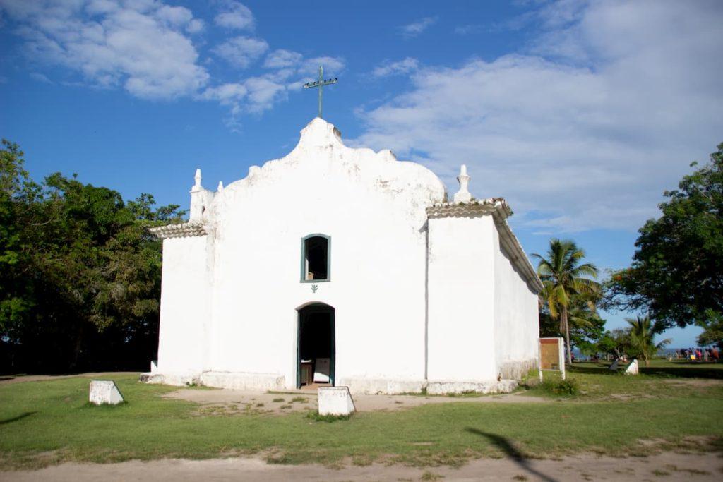 Igreja do Quadrado em Trancoso - Trancoso Bahia fotos