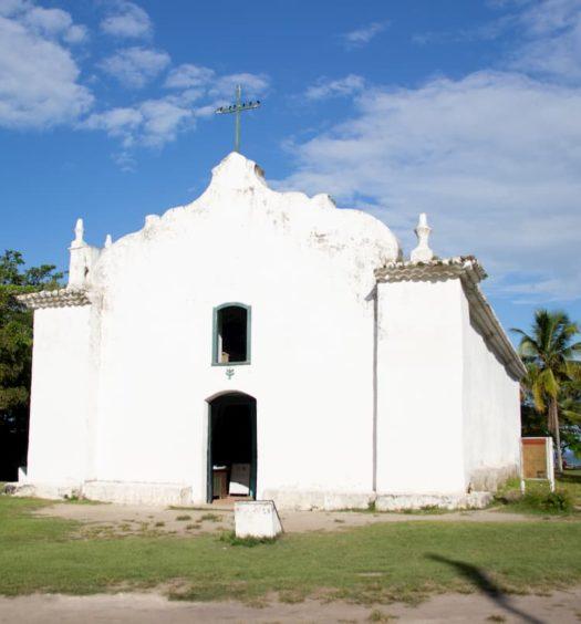 Igreja do Quadrado em Trancoso