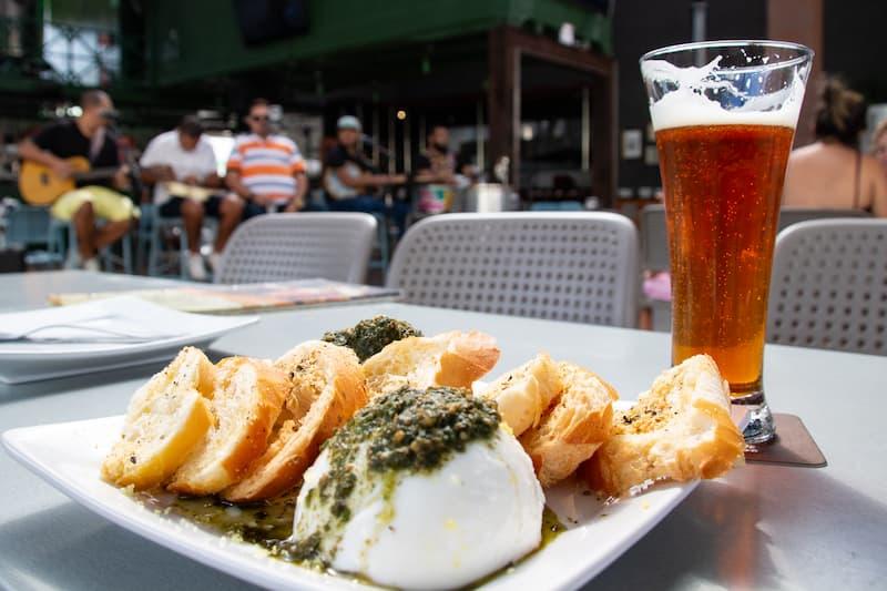 Cervejaria Turatti in Fortaleza, a great place to eat in Fortaleza, Brazil