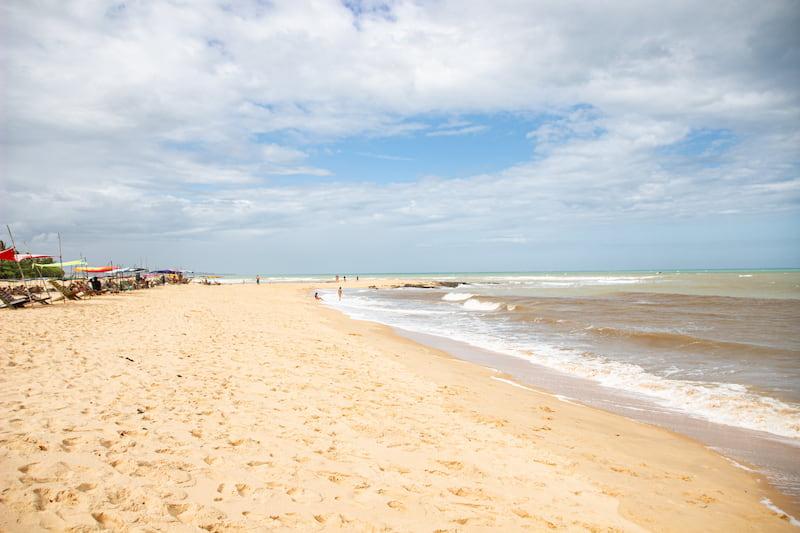 Barra Beach in South Bahia