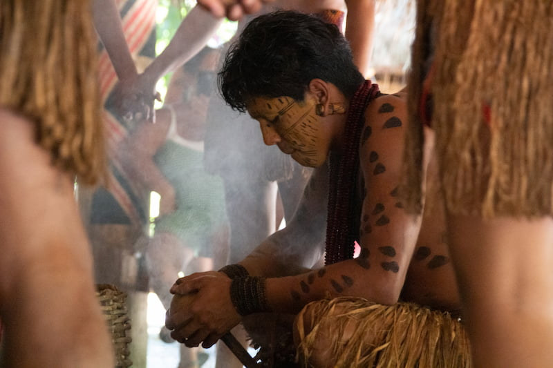 indigenous community in Brazil