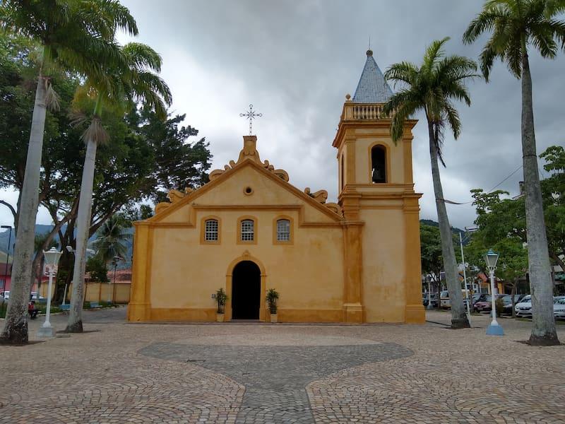São Sebastião Historic Center