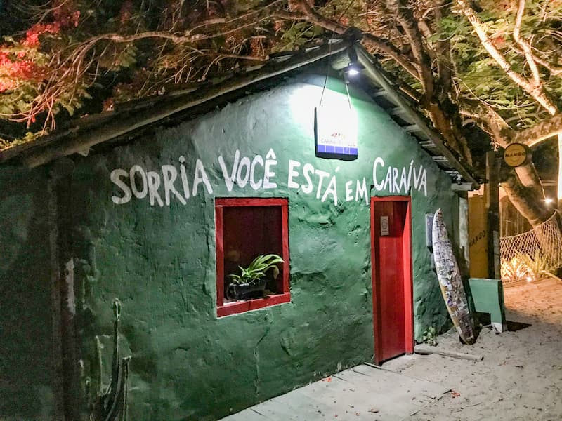 Caraiva Bahia Photos