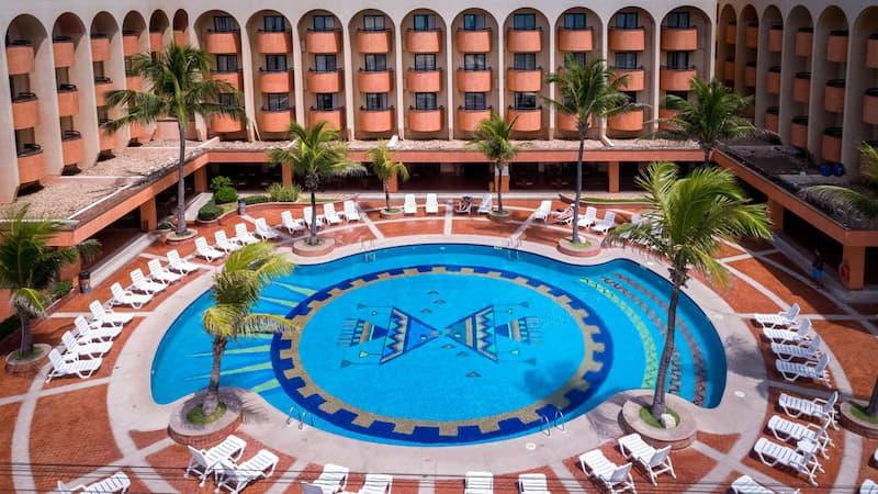 Where to stay in Fortaleza Brazil - Vila Galé