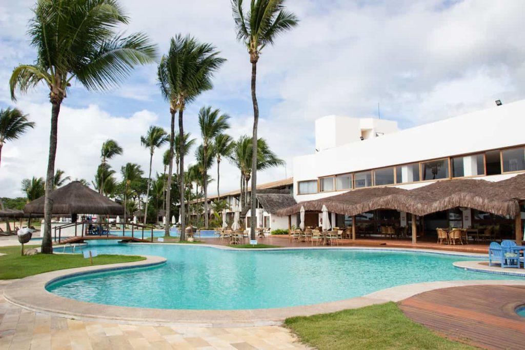 Arraial Eco Resort em Arraial d'Ajuda  - Um dos melhores resorts em Porto Seguro Bahia