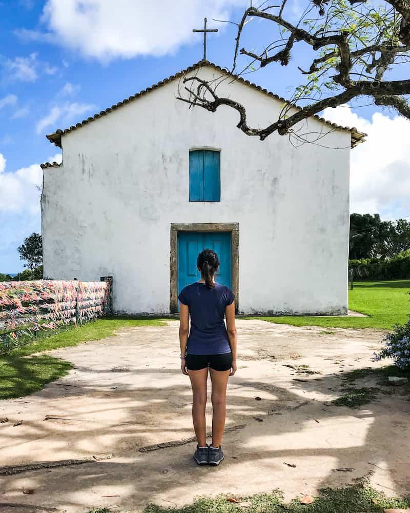 O que fazer no Centro Histórico de Porto Seguro