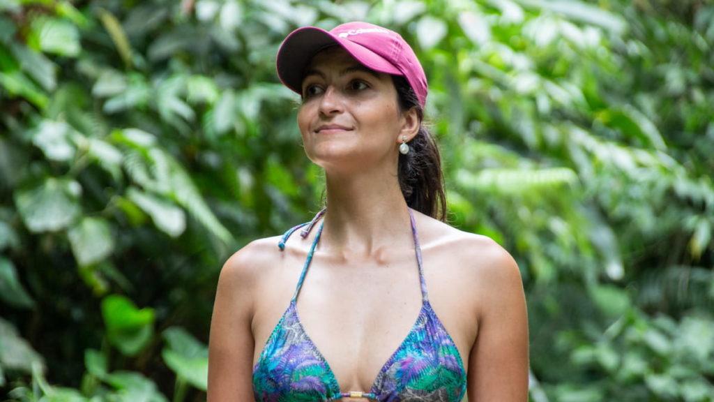 Boné com proteção solar - Item indispensável para trilhas durante o verão