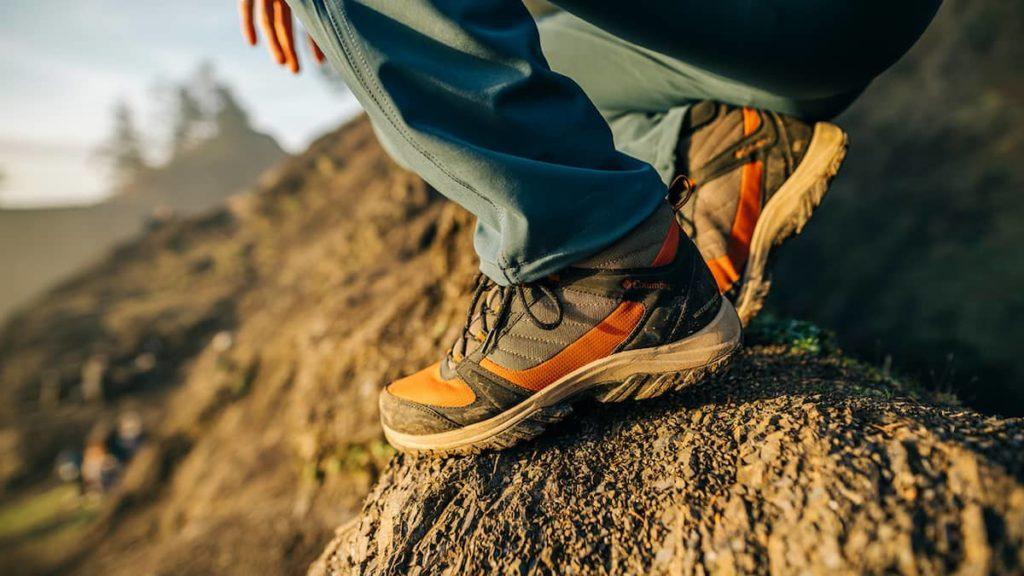 Bota de trilha masculina - Um dos principais equipamentos de trilha